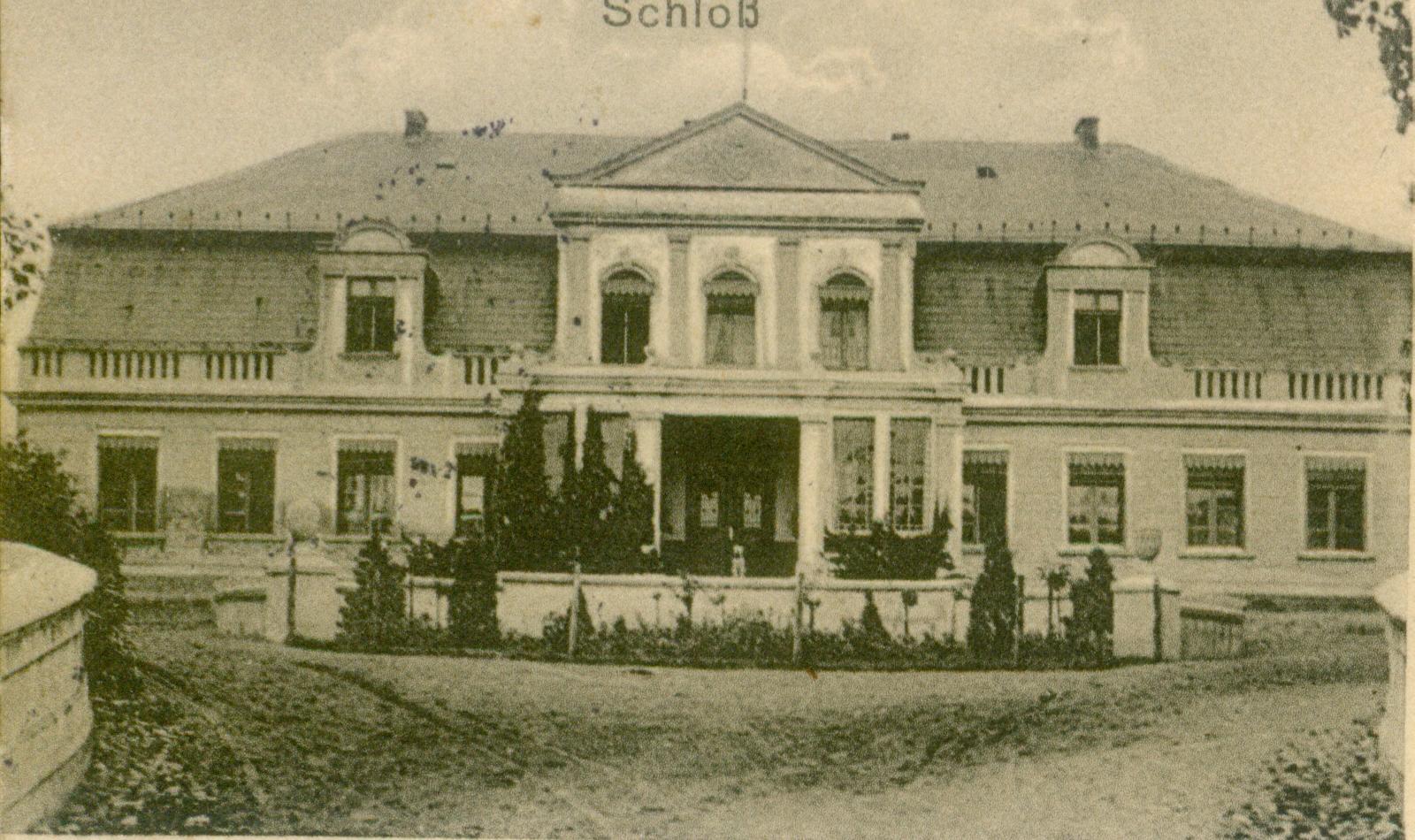 Wierzchominko-pałac