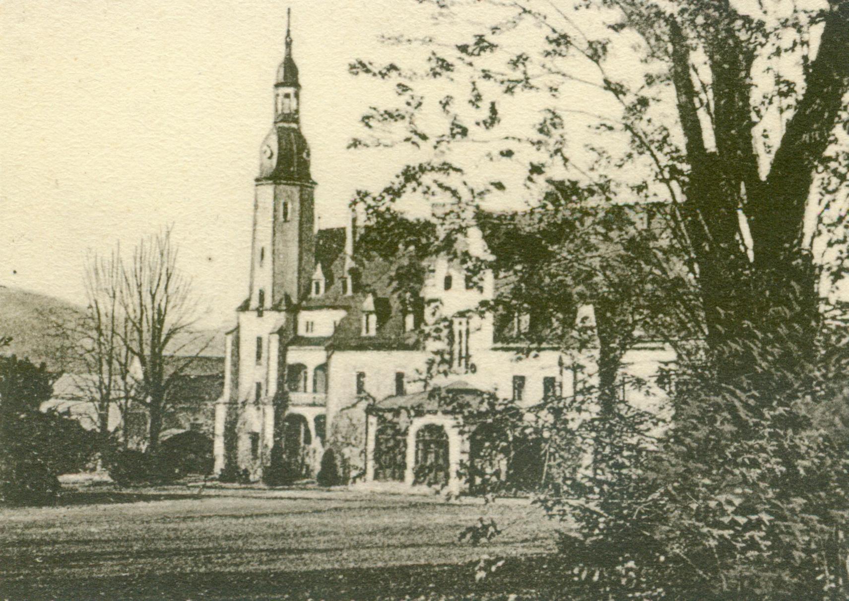 Wojcieszów-pałac