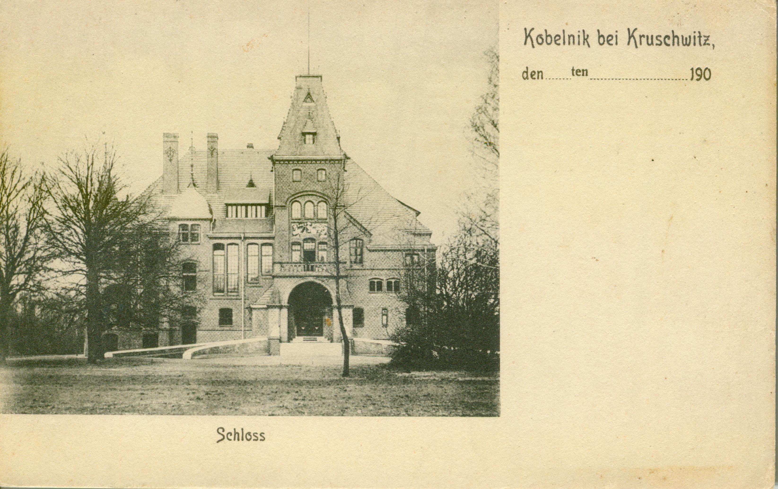 Kobylniki pow. Inowrocław, woj.kujawsko-pomorskie