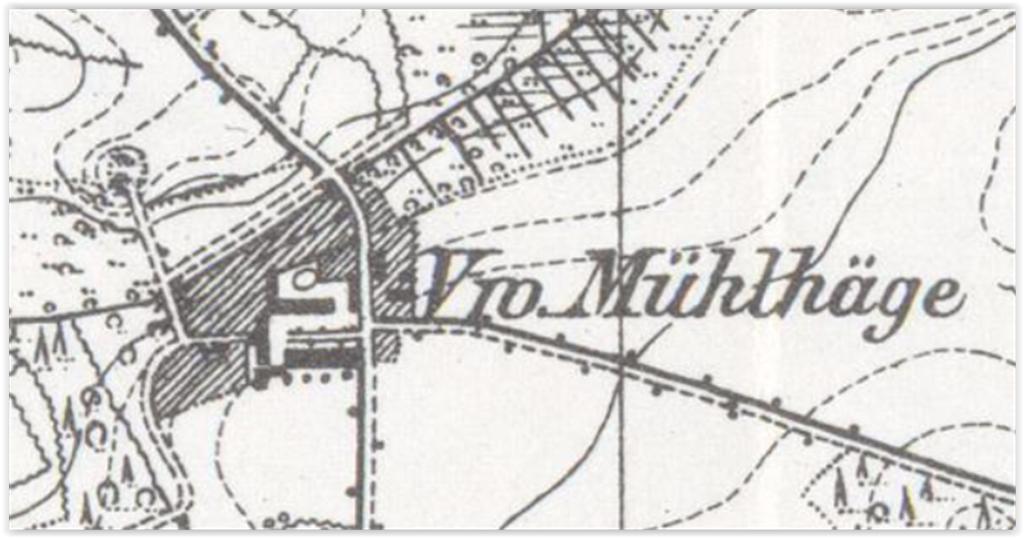 Muhlhaege-Małe Margowo, zachodniopomorskie