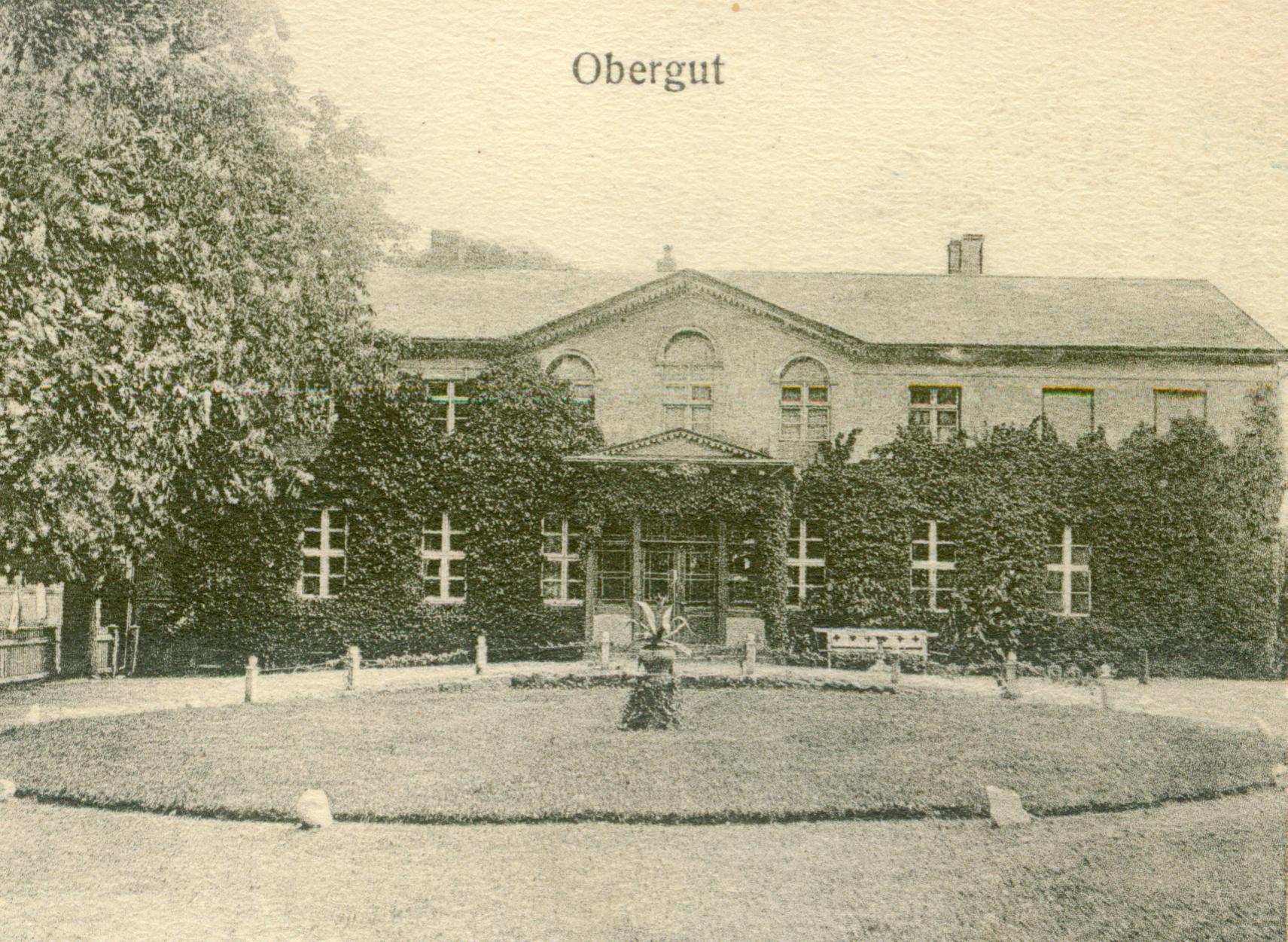 Ramlewo Górne-pałac