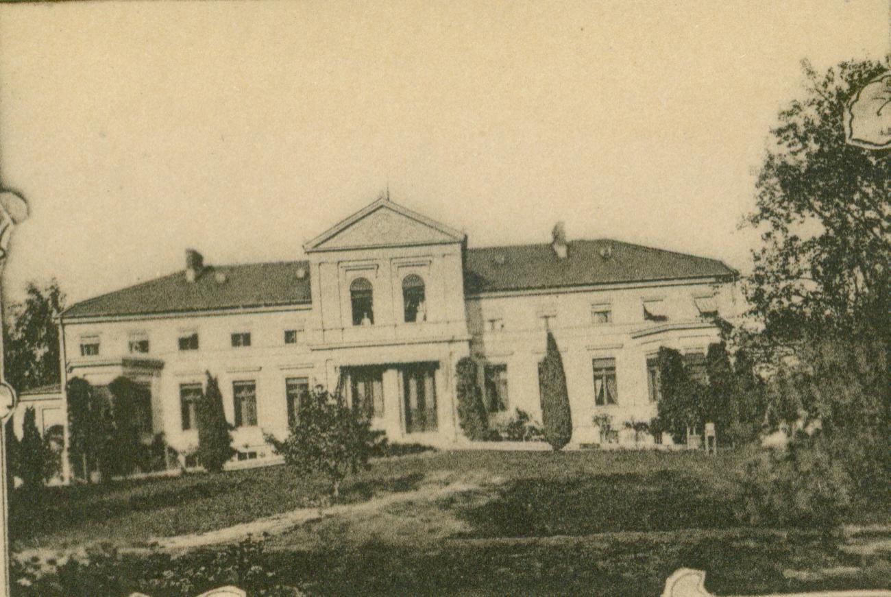 Strzyżno-pałac