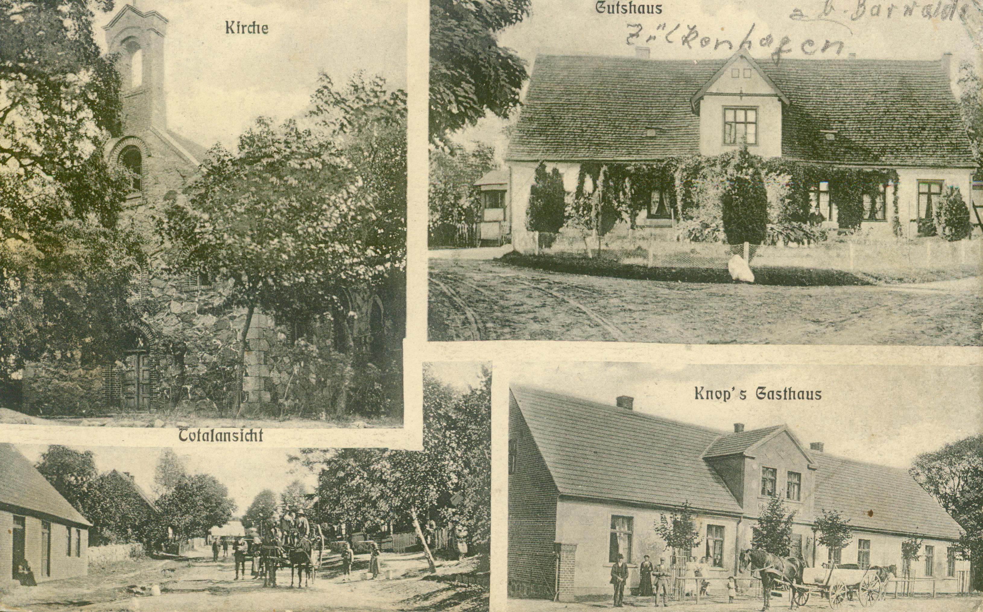 Sulikowo pow. Szczecinek, zachodniopomorskie