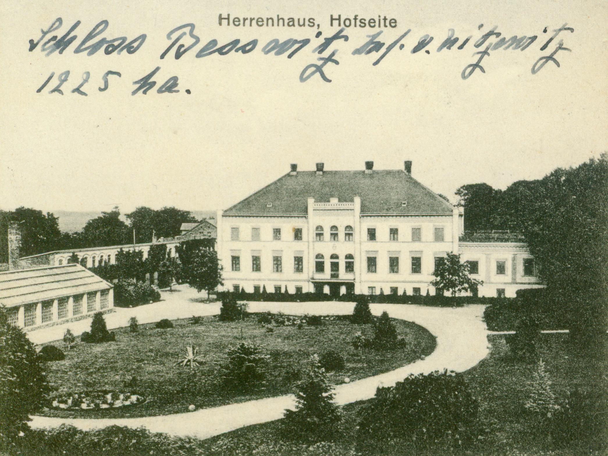 Biesowice-pałac