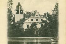 Pątnówek-pałac
