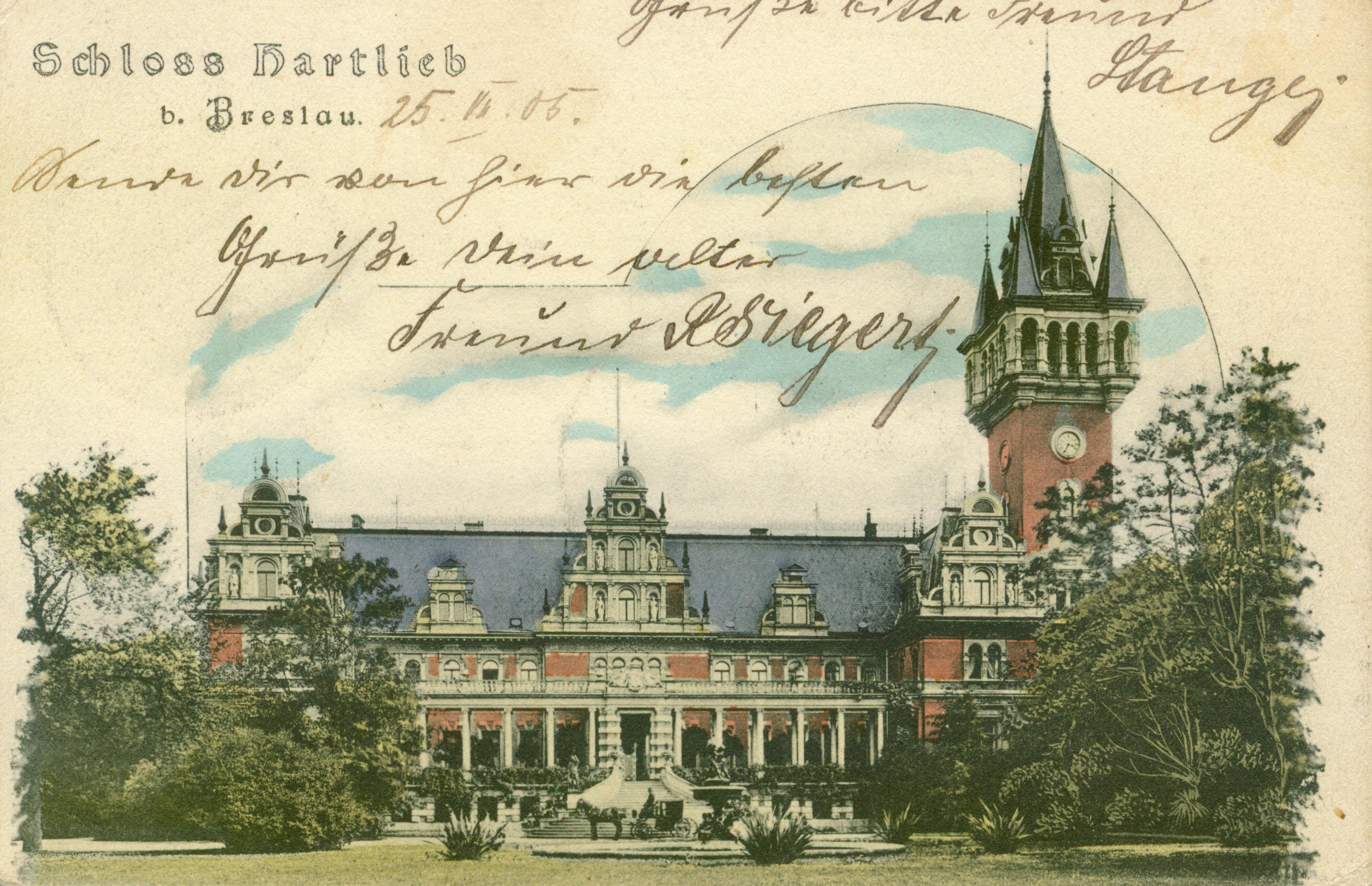 Wrocław-Partynice, dolnośląskie