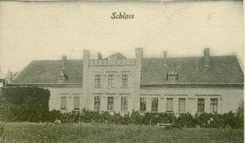 Bełtno pałac