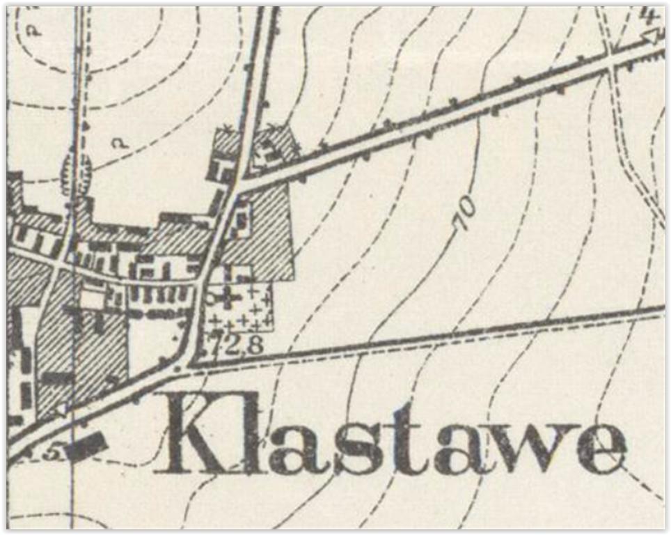 Chlastawa 1933, lubuskie