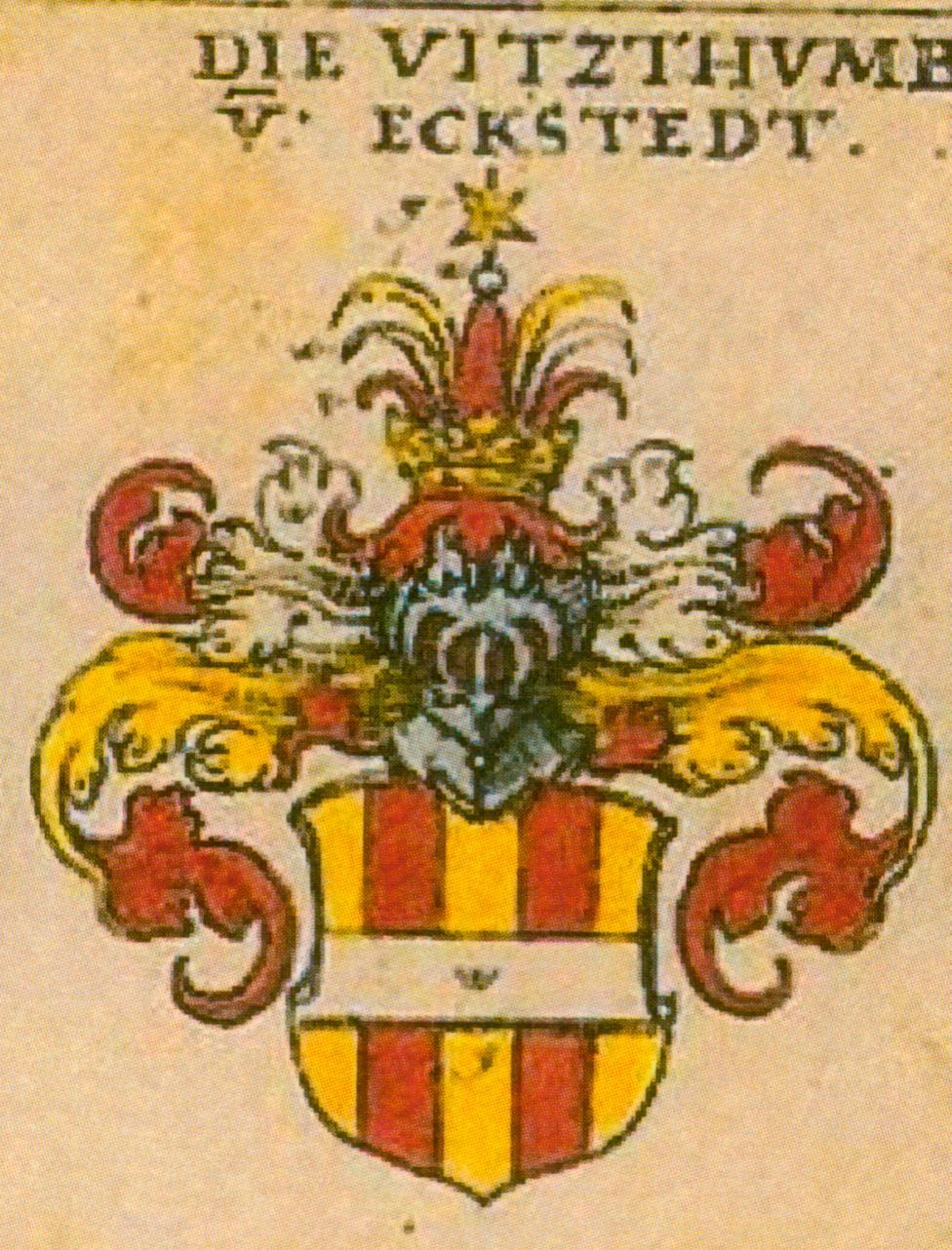 Vitzthumb von Eckstedt