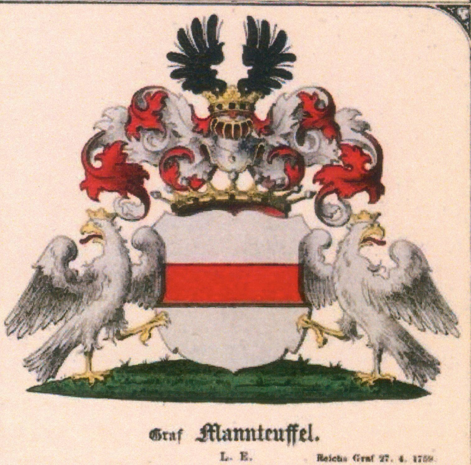 Mannteuffel