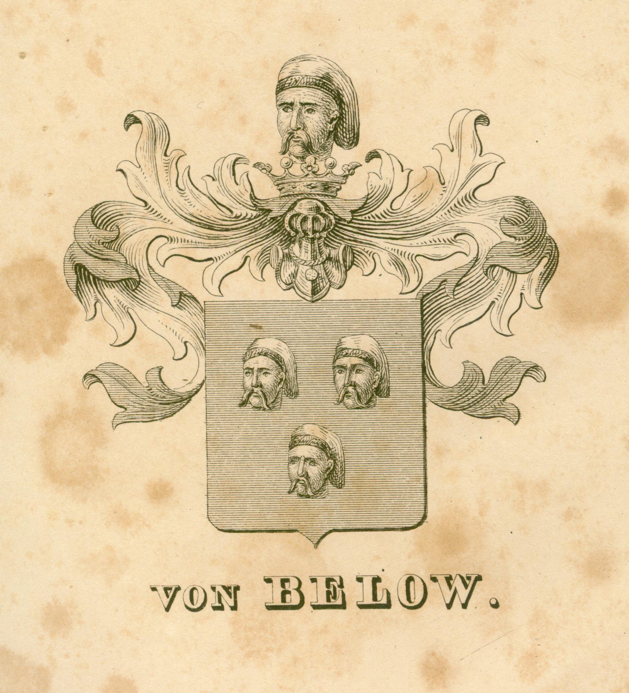 Below 1