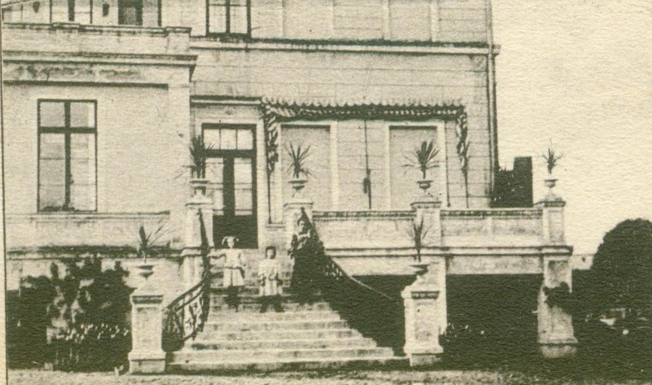 Bonin-schody pałacowe