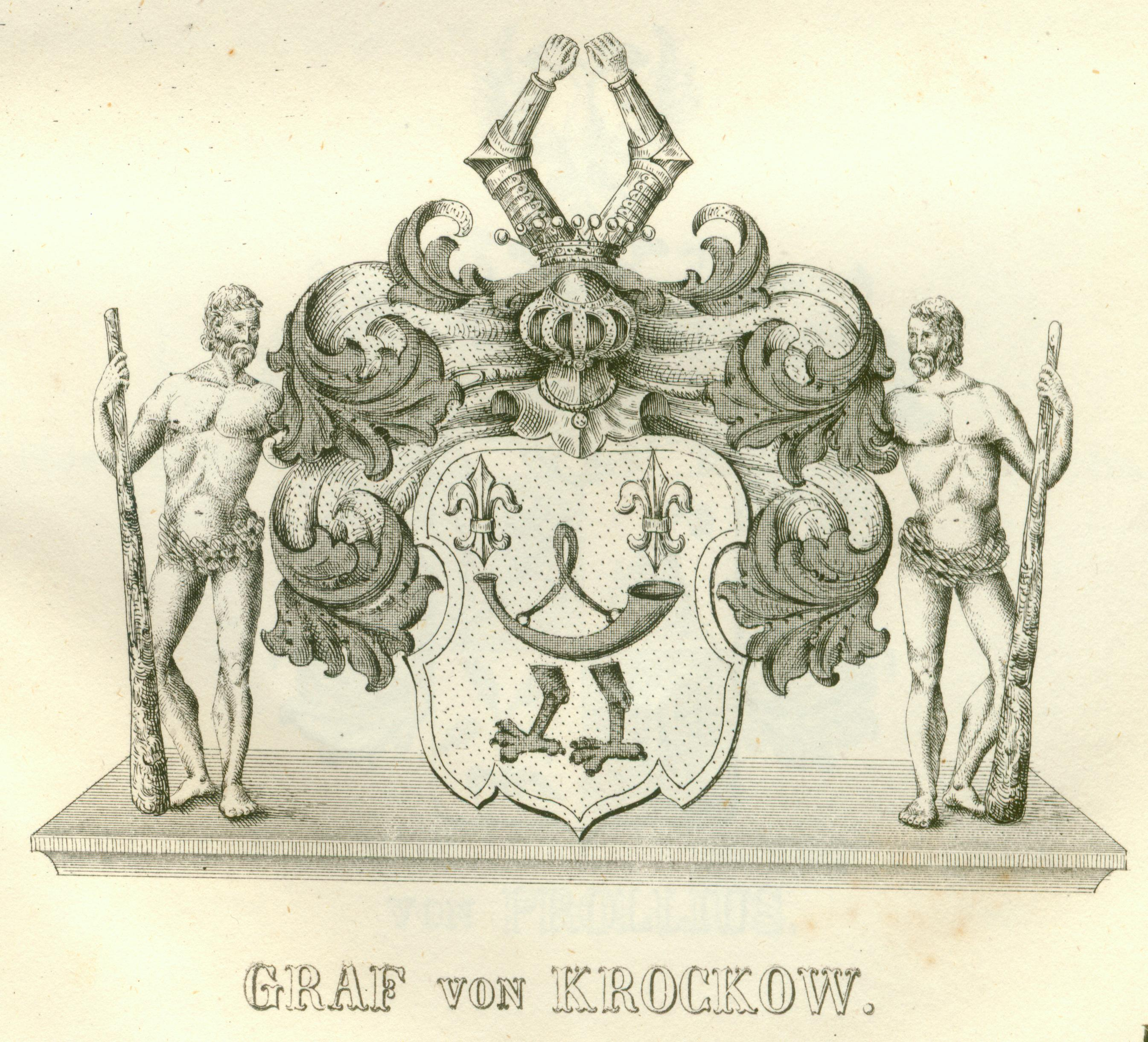 Krockow hrabia