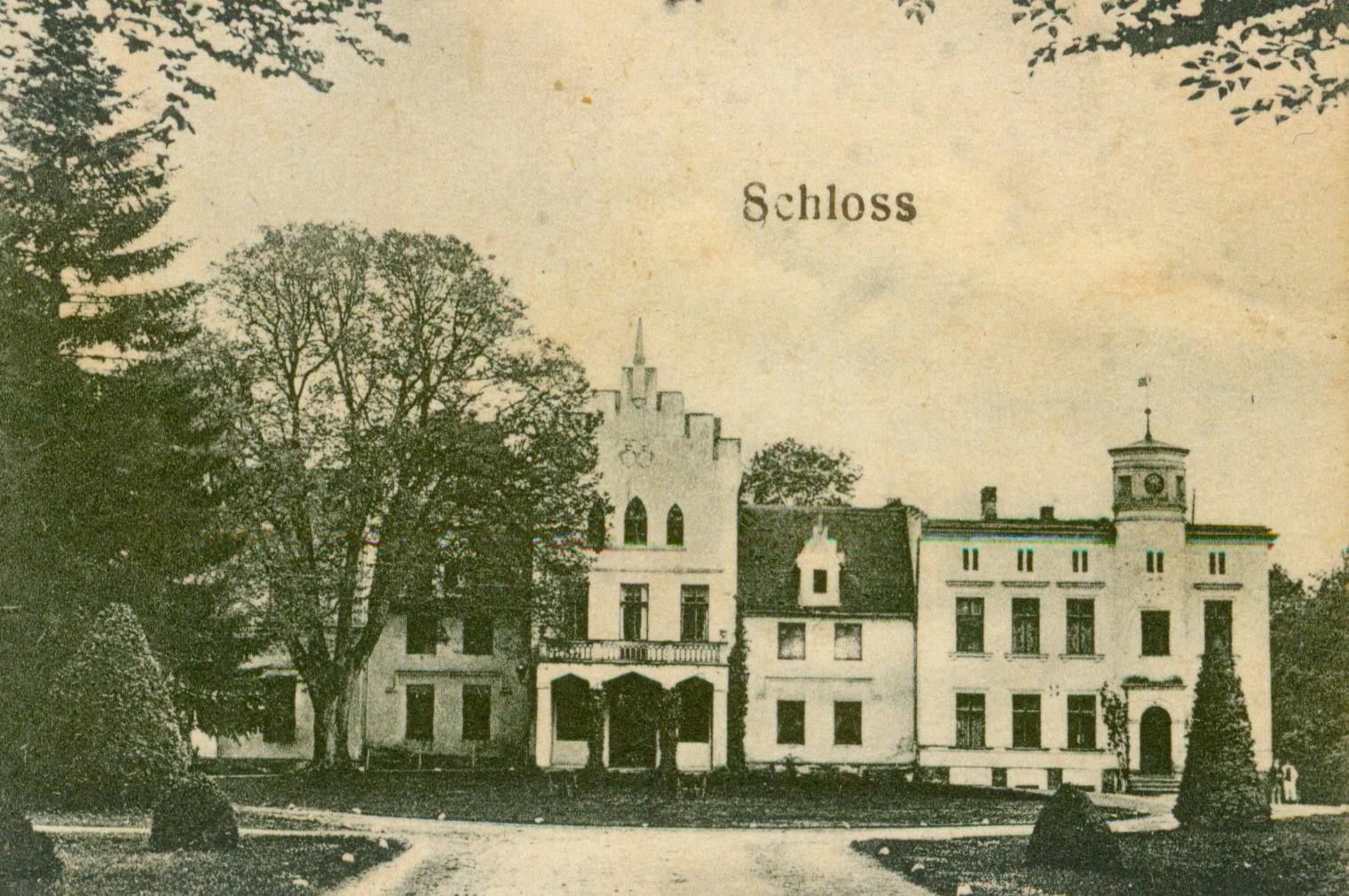 Nacław pałac