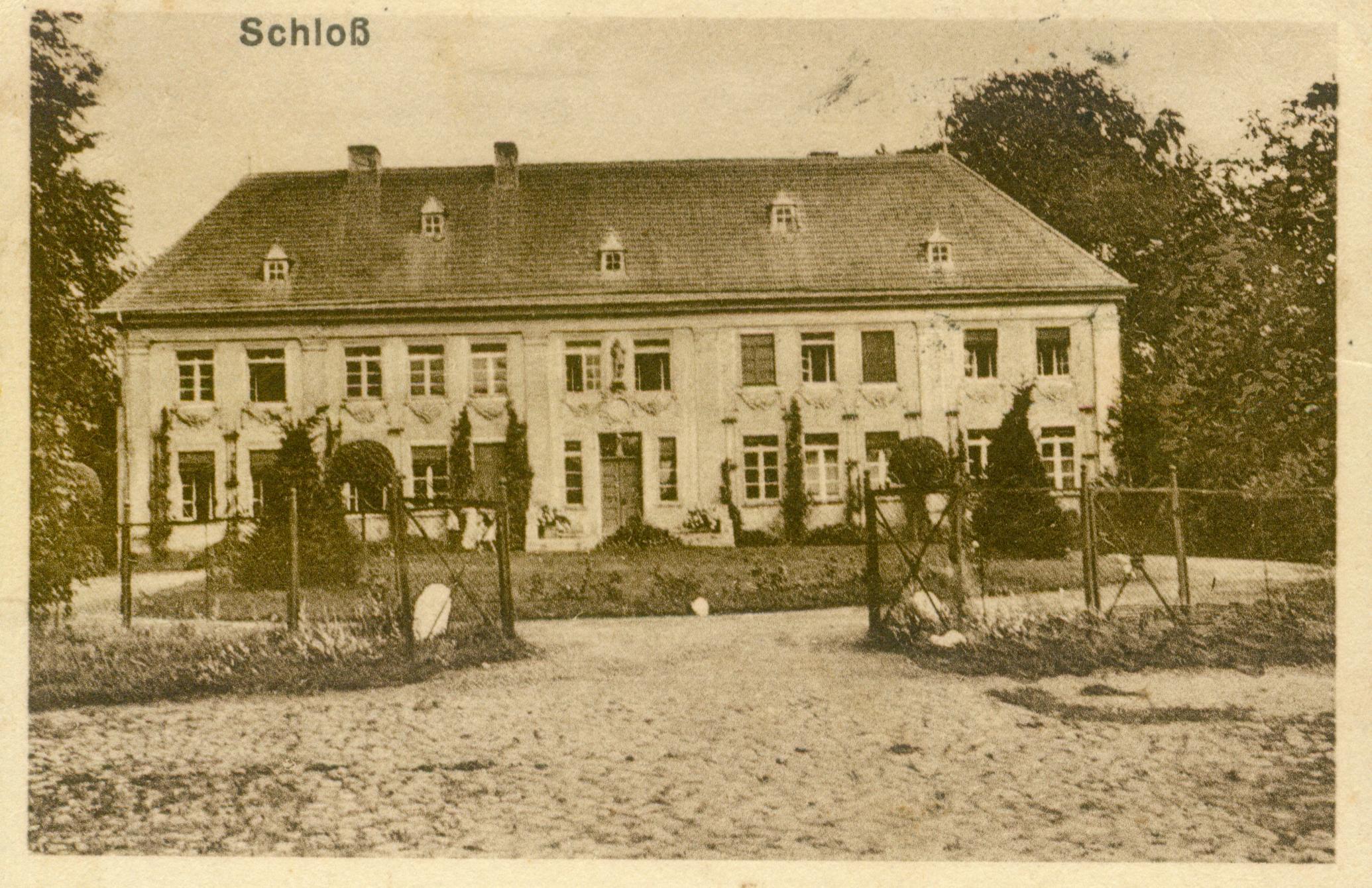 Ostrowiec-pałac