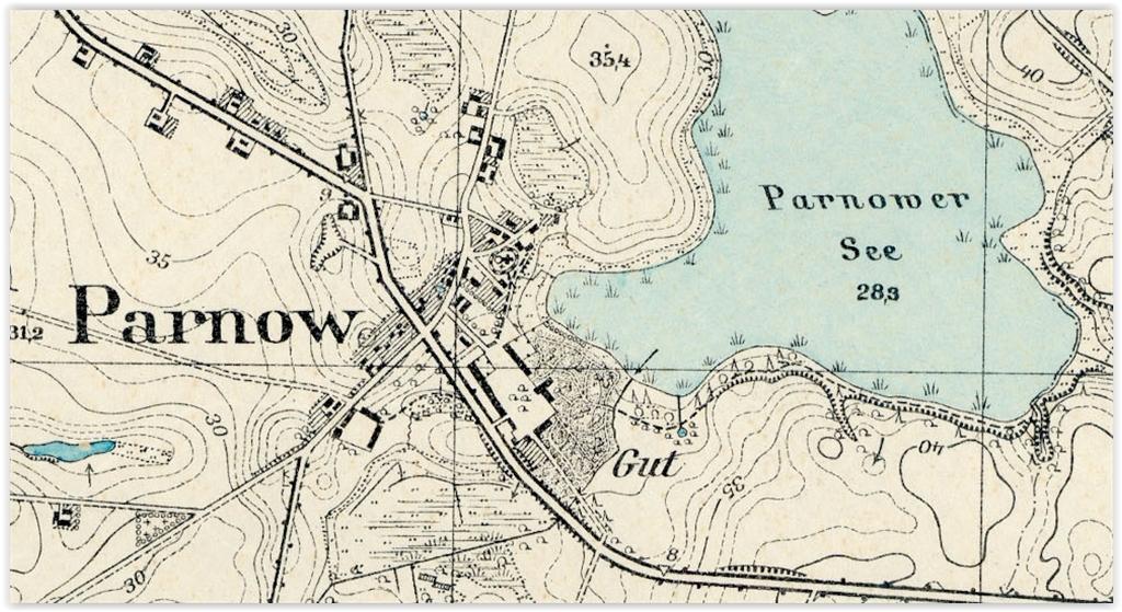 Parnowo 1938, zachodniopomorskie