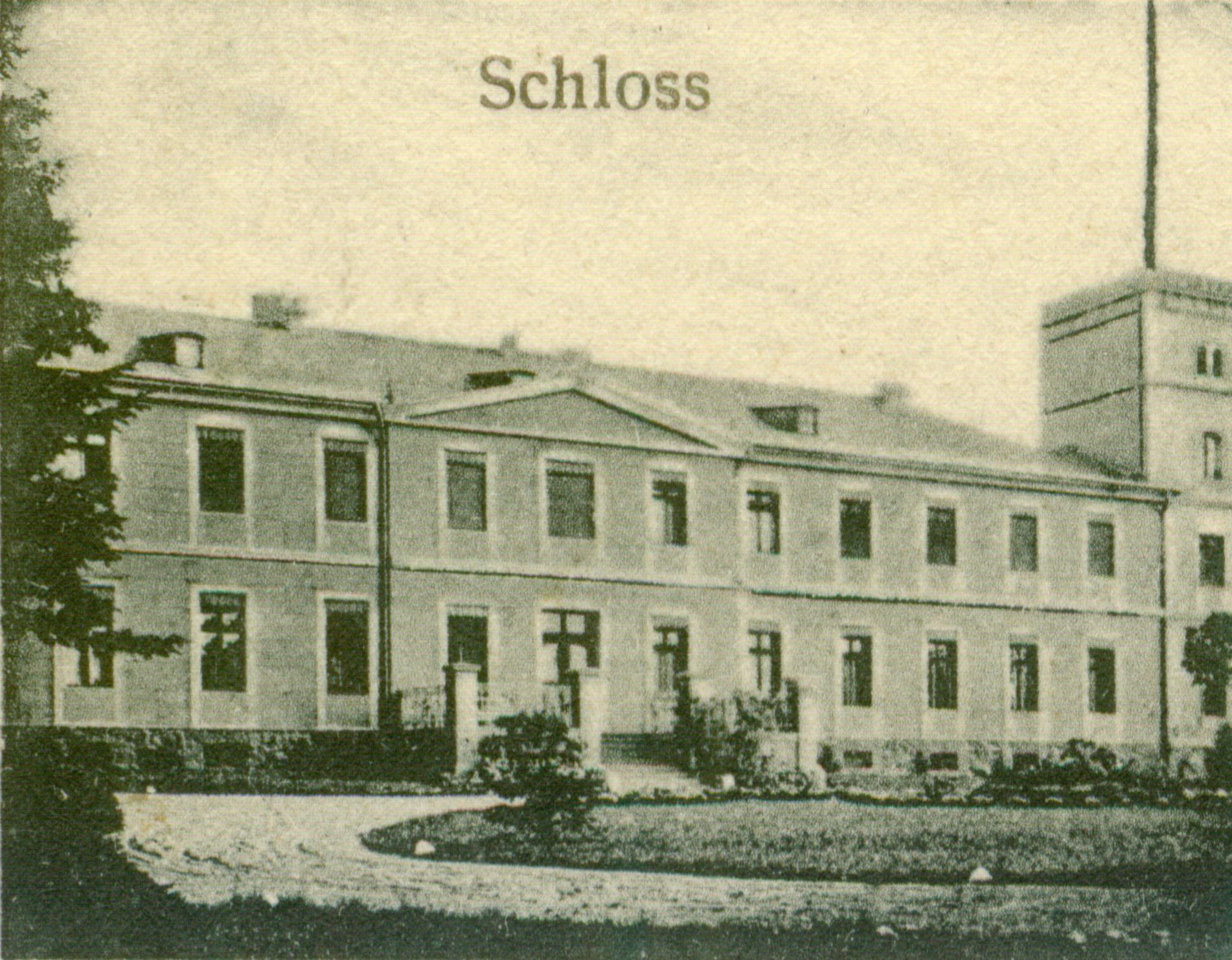 Parnowo pałac