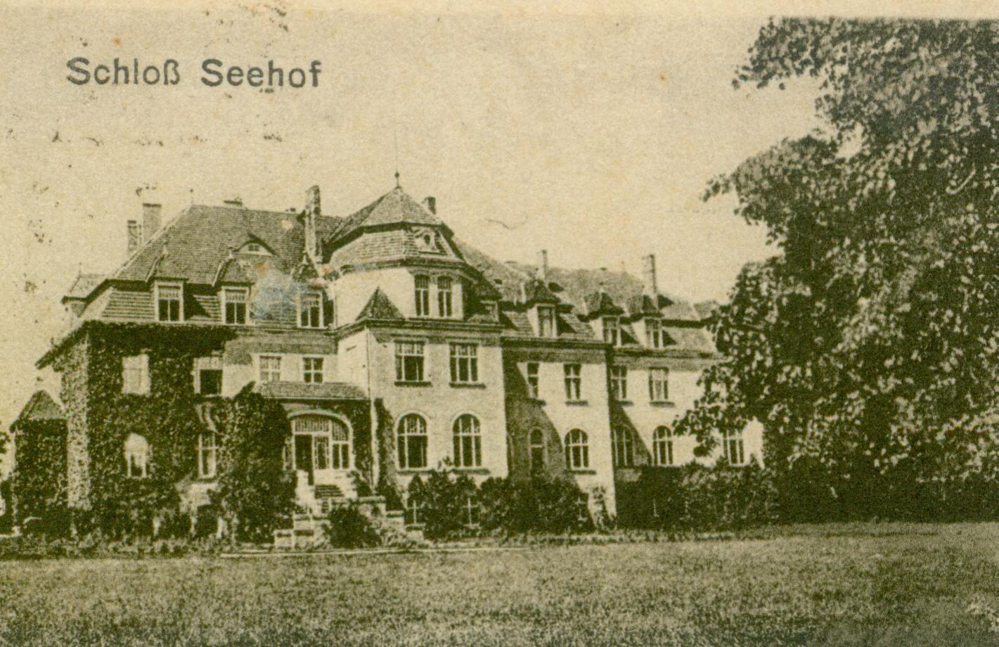 Pieńkowo-pałac