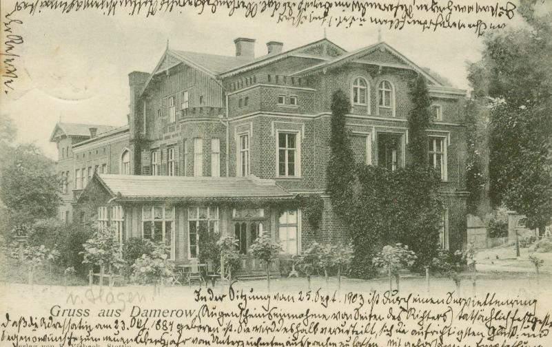 Dąbrowa Białogardzka pow.Swidwin, zachodniopomorskie