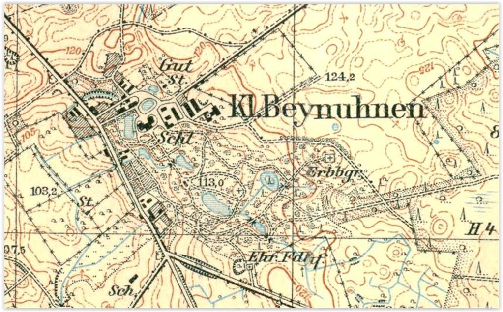 Beynuhnen-Kaliningrad, Rosja