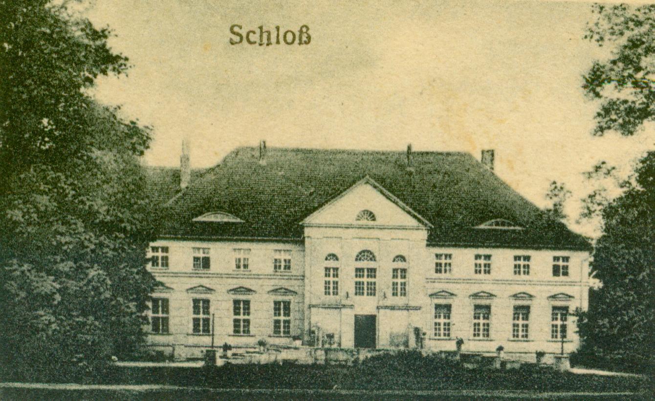 Mosina-pałac