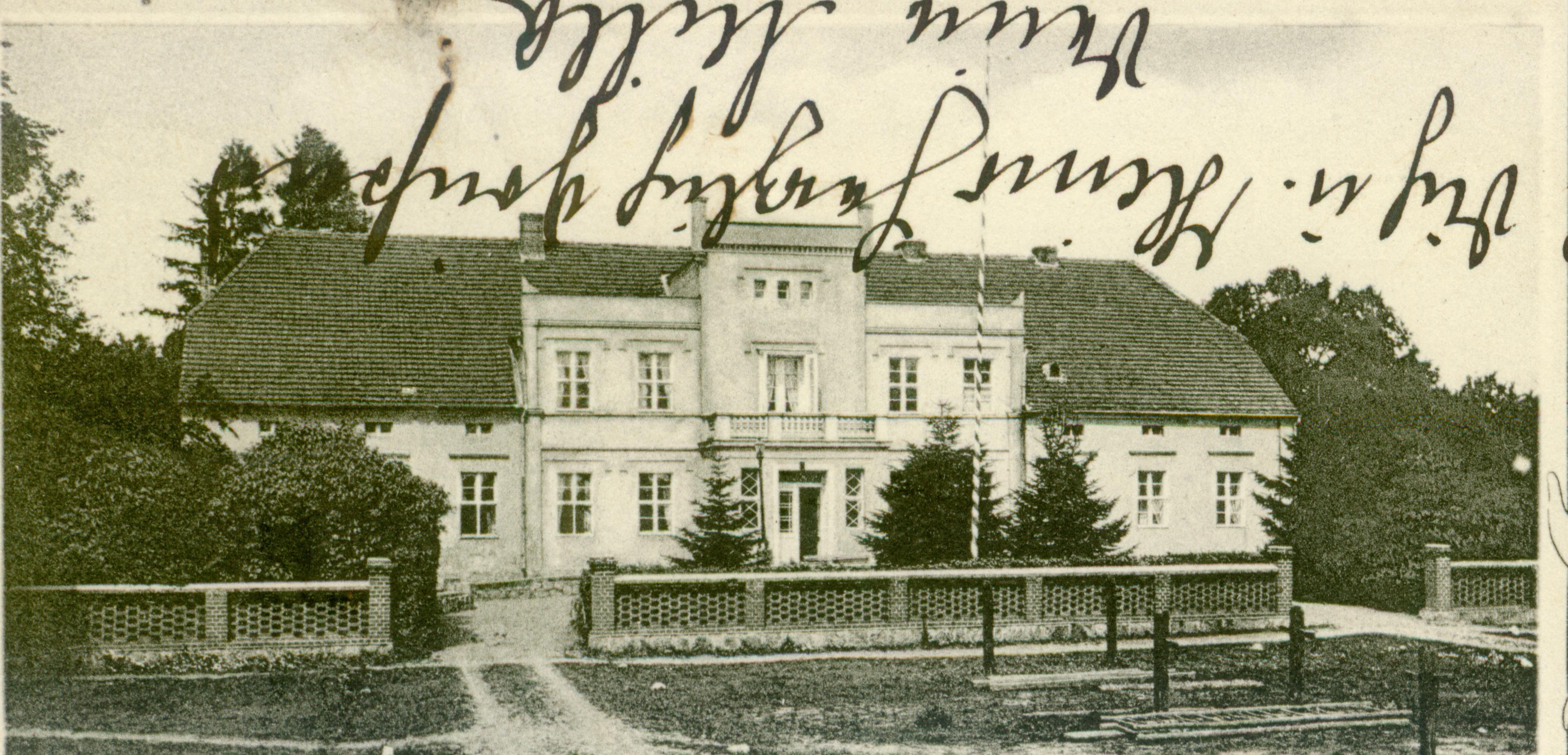 Górawino pałac