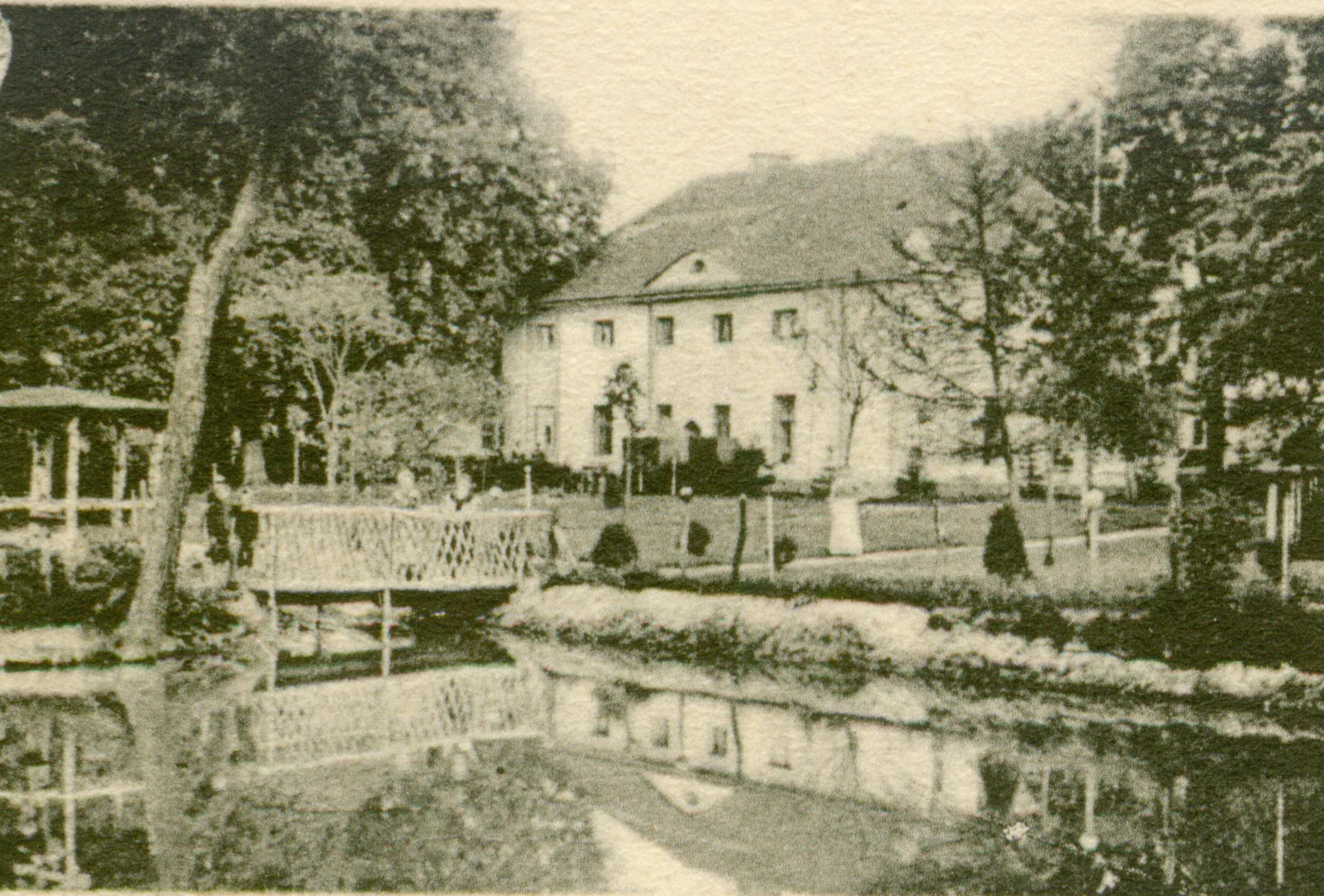 Wierzbięcin-pałac