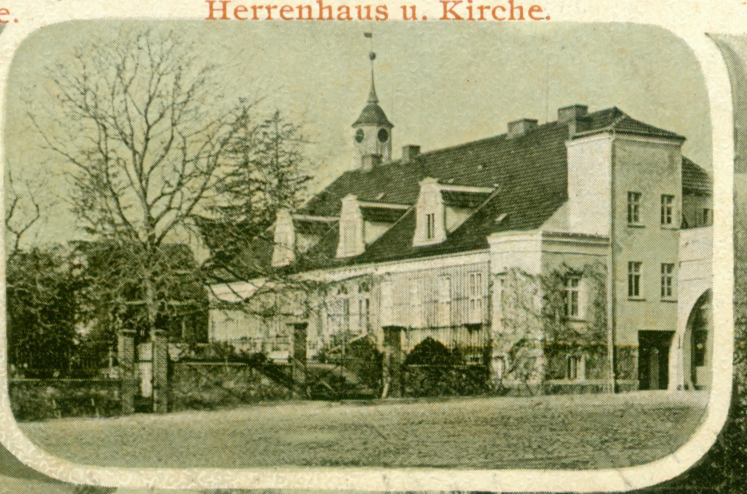 Derczewo-pałac