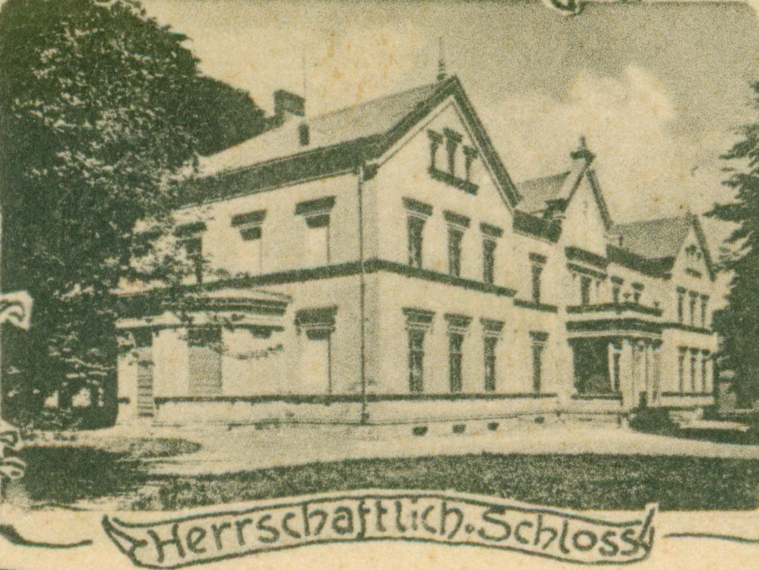 Grzymiradz-pałac
