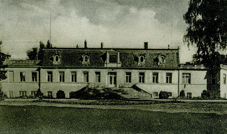 Kluczewo pałac