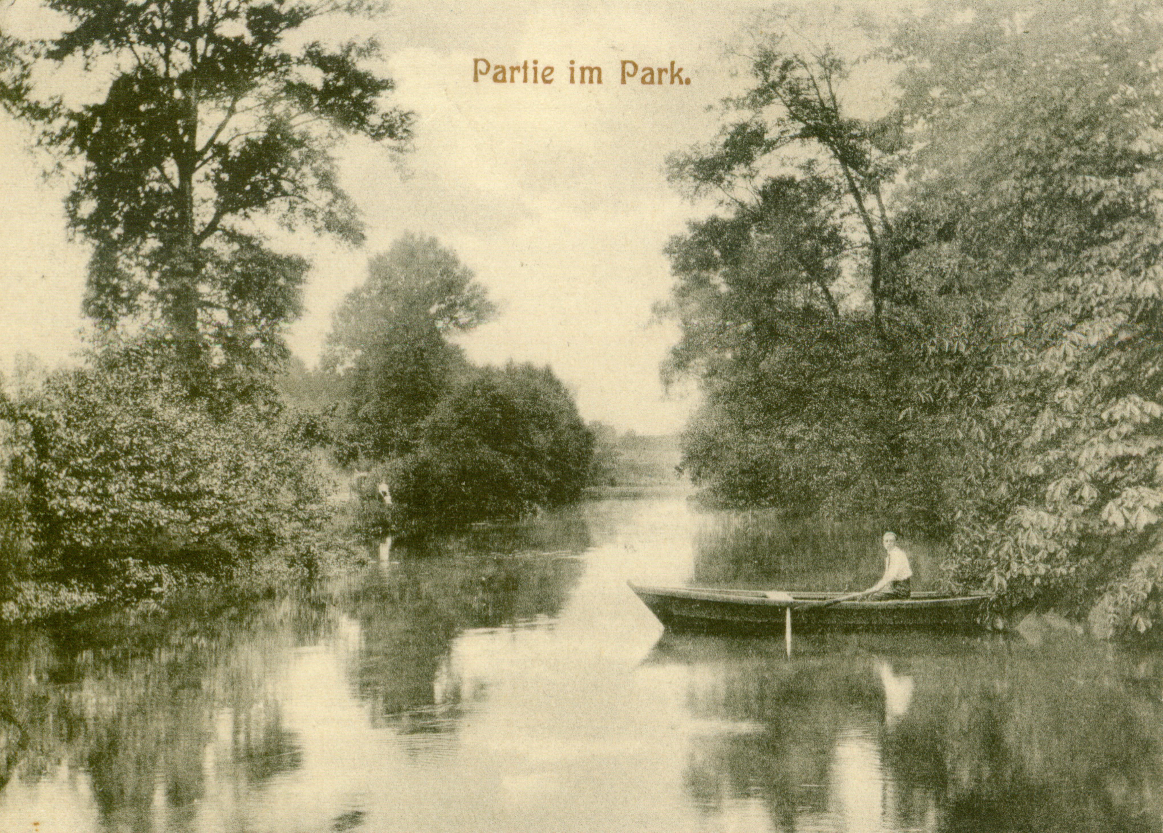 Ociosna-park i Obra