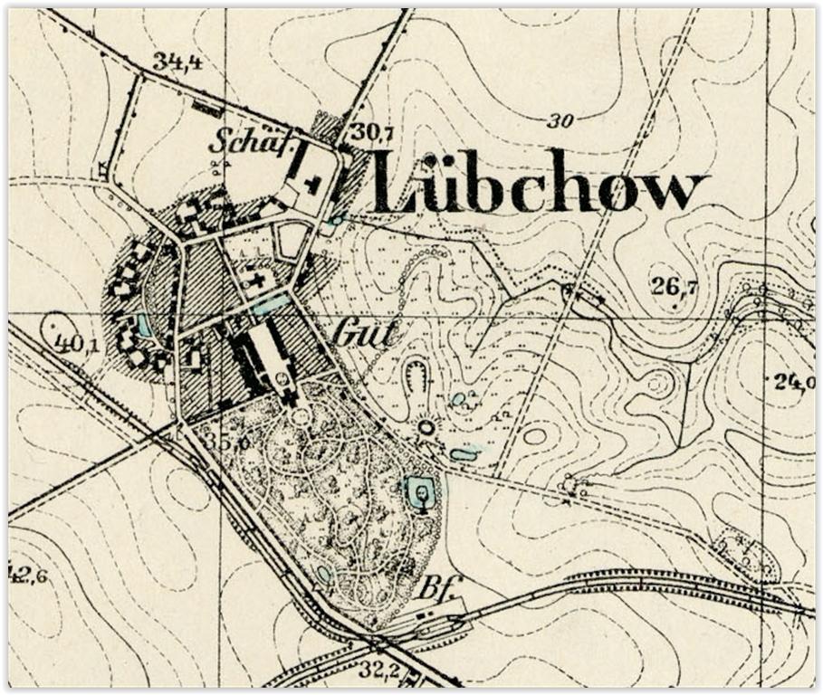 Lubiechowo 1939, zachodniopomorskie