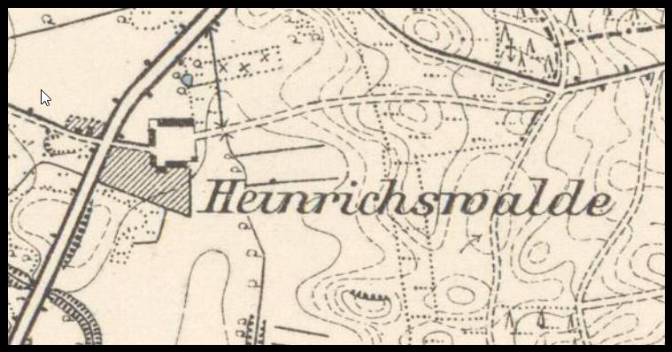 heinrichswalde-zielomysl-1934-lubuskie