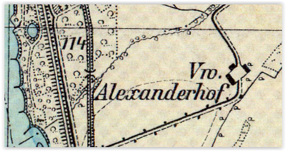 alexanderhof-1933-lubuskie