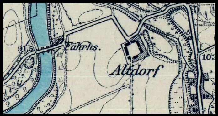 Altdorf 1924, lubuskie