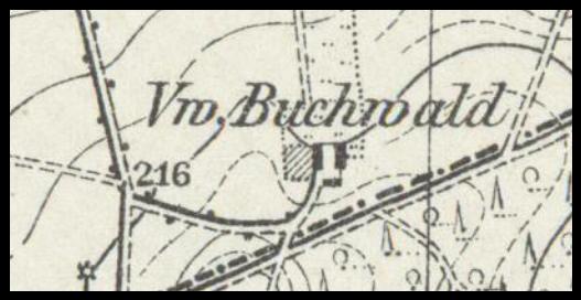 Buchwald Vw. 1937, lubuskie