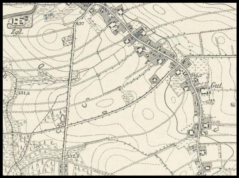 Dzikowice 1900, lubuskie