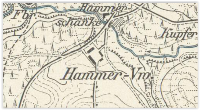 Hammer Vw 1901, lubuskie