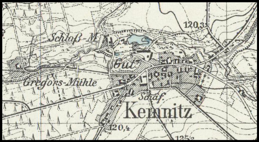 Kamienica 1925, lubuskie