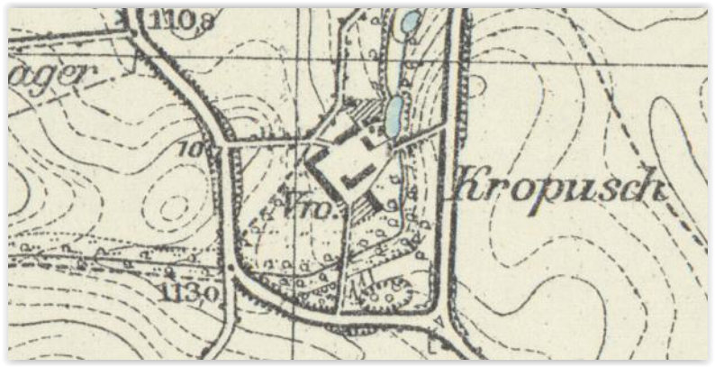 Kropiwnik 1937, lubuskie