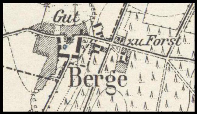 Zasieki 1903, lubuskie