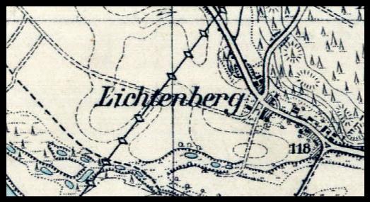 Lichtenberg Vw, 1929, lubuskie