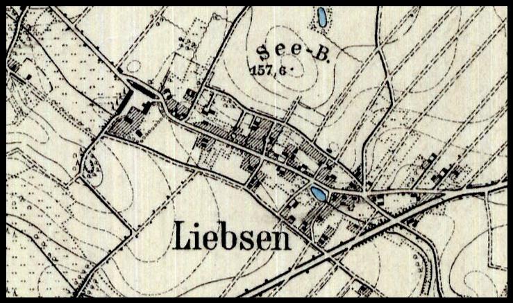 Lubieszów 1907, lubuskie