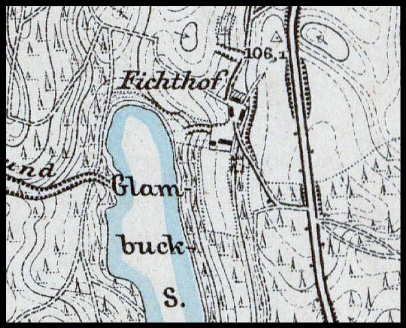 Fichthof 1909, zachodniopomorskie
