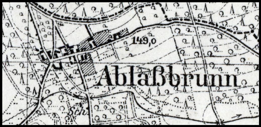 Studnice 1933, lubuskie